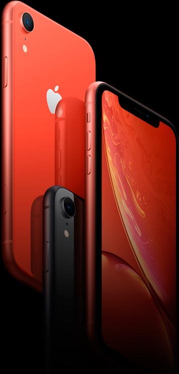 iPhone XR - A1984, A2105, A2106, A2108
