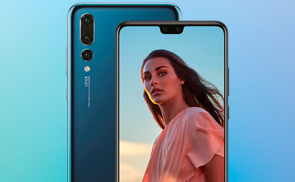 Huawei P20 обзор
