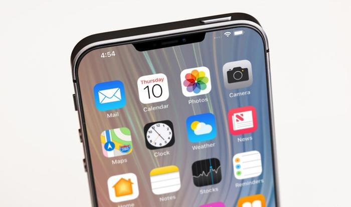 Неофициальный рендер Apple iPhone SE 2