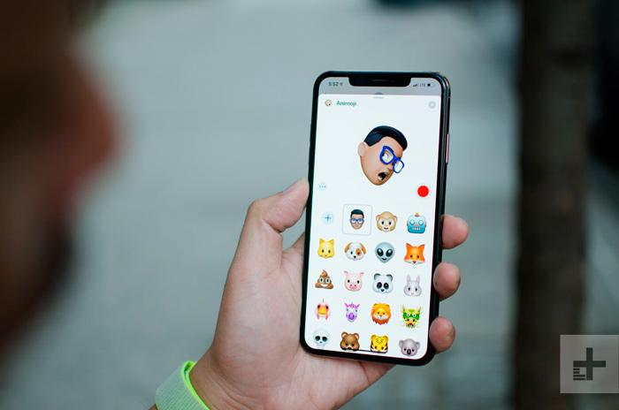 iPhone XS Max - дисплей