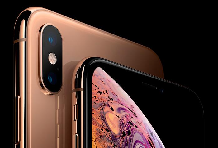 Модели iPhone XS