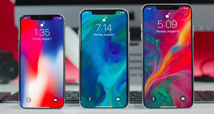 iPhone XC, XS и XS Plus