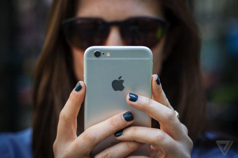Фотографии iPhone 6s