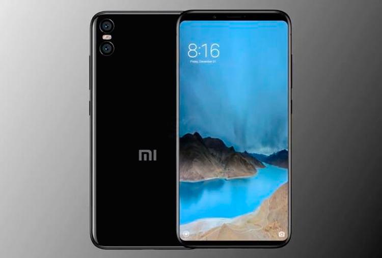 Xiaomi Mi 7 - предполагаемый дизайн