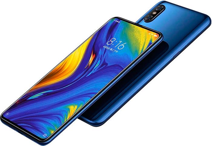 Xiaomi Mi Mix 3 - цены, характеристики